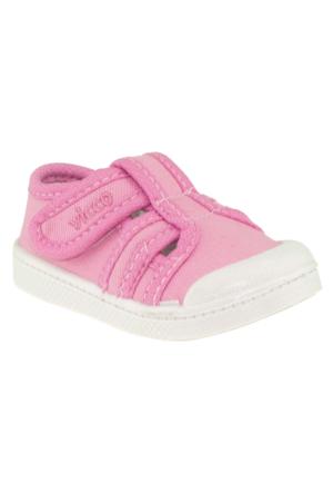 Vicco 205.U.235 Keten Çocuk Pembe Çocuk Ayakkabı