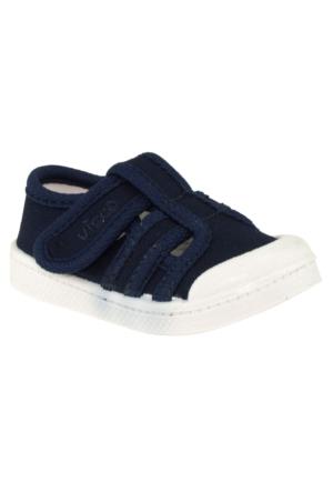Vicco 205.U.235 Keten Çocuk Lacivert Çocuk Ayakkabı