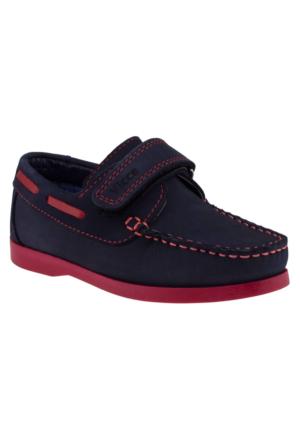 Vicco 909.S.262 Deri Çocuk Lacivert Çocuk Ayakkabı
