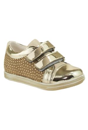 Vicco 968.Z.489 Çocuk Altın Çocuk Ayakkabı