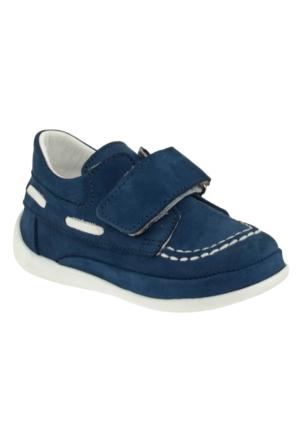 Vicco 918.Z.035 Deri Çocuk Mavi Çocuk Ayakkabı