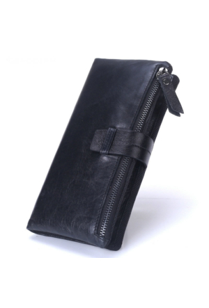 Casuha Design 2017 Genuine Leather Long Wallet