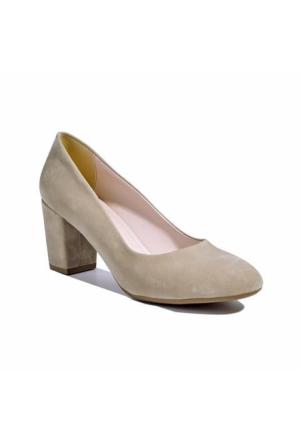 Desa Kadın Klasik Ayakkabı Ten