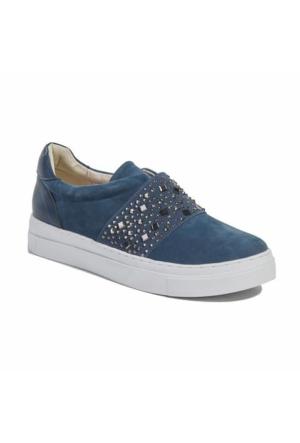 Desa Kadın Günlük Ayakkabı Mavi