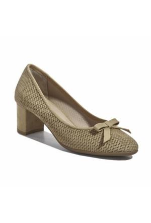 Desa Collection Kadın Klasik Ayakkabı Taba