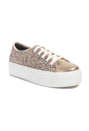 Desa Collection Kadın Spor Ayakkabı Altın