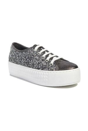 Desa Collection Kadın Spor Ayakkabı Gümüş