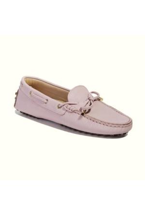 Desa Collection Deri Kadın Günlük Ayakkabı Lila