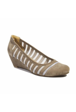 Desa Kadın Günlük Ayakkabı Altın