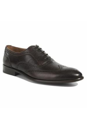 Desa Deri Erkek Klasik Ayakkabı Kahverengi