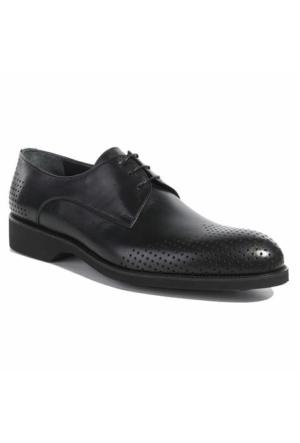 Desa Deri Erkek Günlük Ayakkabı Siyah