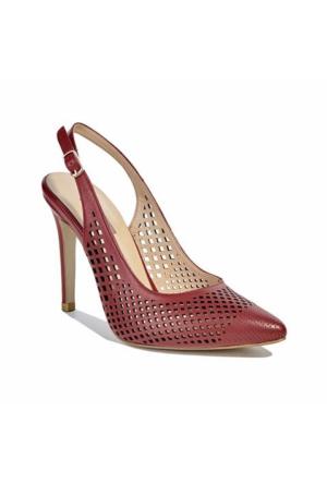 Desa Collection Kadın Klasik Ayakkabı Kırmızı