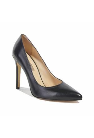 Desa Collection Deri Kadın Klasik Ayakkabı Siyah