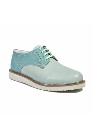Desa Kadın Günlük Ayakkabı Su Yeşili