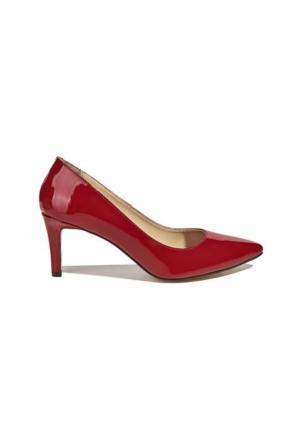 Desa Collection Rugan Kadın Klasik Ayakkabı Kırmızı