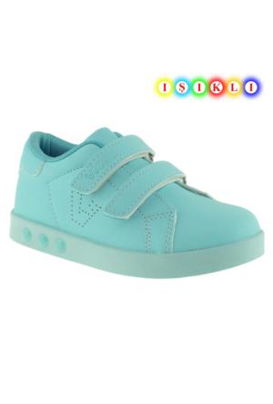 Vicco 303.Z.109 Işikli Çocuk Mavi Çocuk Spor Ayakkabı