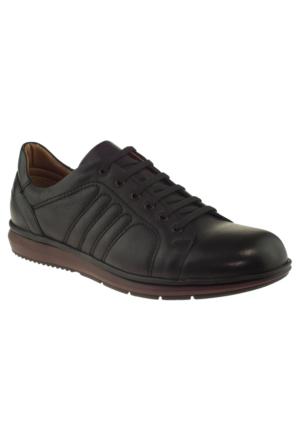 Bemsa 0755 Casual Siyah Erkek Ayakkabı