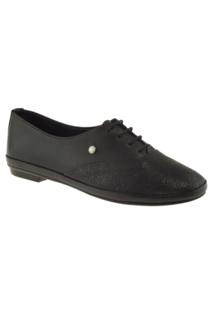 Greyder 55201 Zn Casual Siyah Bayan Ayakkabı