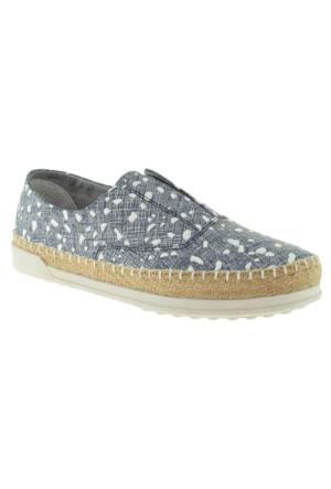 Greyder 51192 Zn Urban Casual Lacivert Bayan Ayakkabı