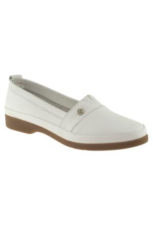 Greyder 25002 Zn Casual Beyaz Bayan Ayakkabı