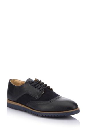 DeFacto Erkek Oxford Ayakkabı Lacivert