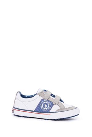 U.S. Polo Assn. Erkek Çocuk Ayakkabı Y6Nover