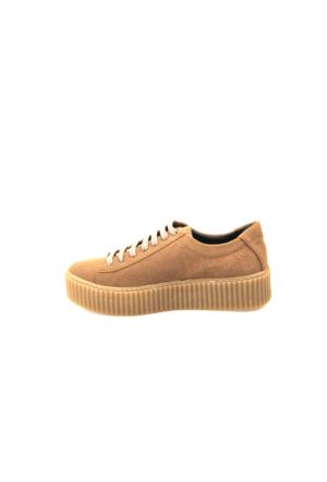 Uniquer Kadın Ayakkabı 6358U 200 Kahverengi
