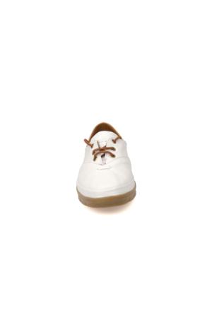Uniquer Kadın Ayakkabı 7133U 12 Beyaz