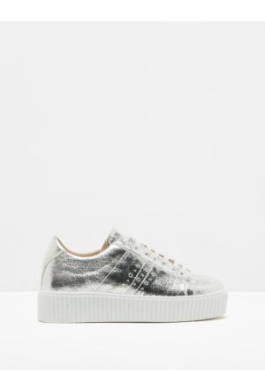 Koton Kadın Ayakkabı Gümüş