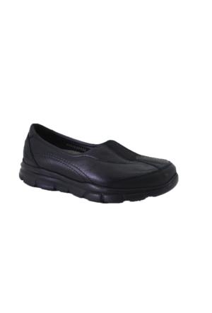 Forelli 35932 Kadın Günlük Ortopedik Deri Ayakkabı
