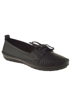 Greyder 50161 Zn Casual Siyah Kadın Ayakkabı
