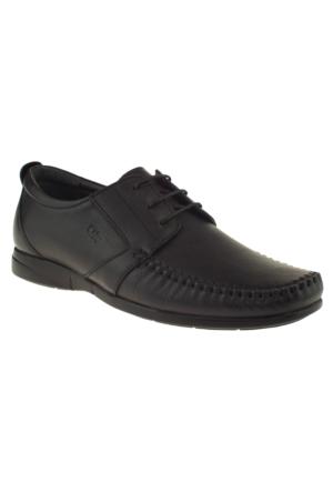 Greyder 7Y1fa65985 Comfort Siyah Erkek Ayakkabı
