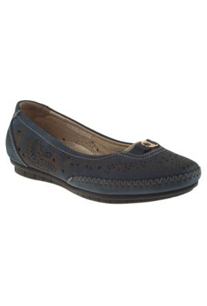 Forelli 19632 Rok Lacivert Kadın Ayakkabı