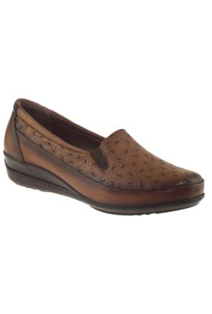 Banner-gülhan 111Vgünlük Taba Kadın Ayakkabı
