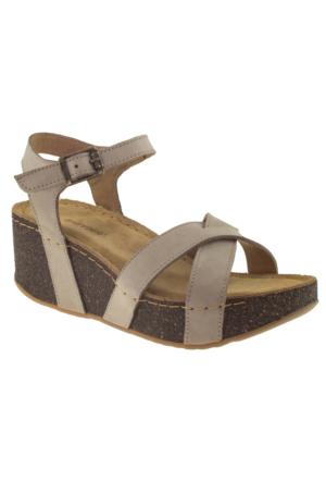 Greyder 50211 Zn Casual Vizon Kadın Sandalet