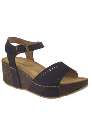 Greyder 51260 Zn Urban Casual Lacivert Kadın Sandalet