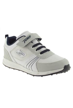 Jump 15668 Beyaz Çocuk Spor Ayakkabı