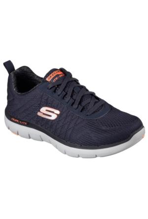 Skechers 52185 Dknv Flex Advantage 2.0 Spor Günlük Ayakkabı