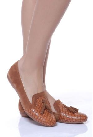 Shoes Time 17Y 2101 Kadın Babet