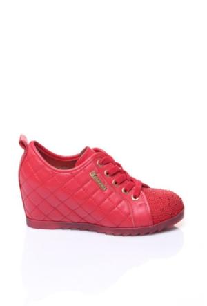 Shoes Time 315 Kadın Deri Ayakkabı