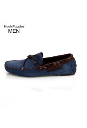 Hush Puppies Erkek Ayakkabı Mavi 031M1493