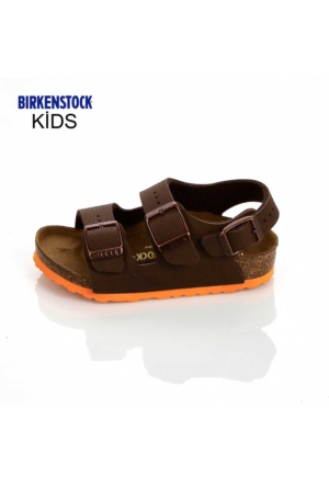 Birkenstock Erkek Çocuk Sandalet Kahverengi 035193