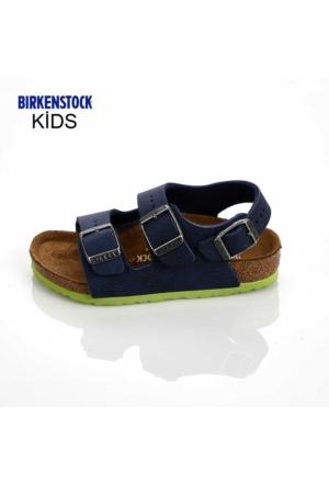 Birkenstock Erkek Çocuk Sandalet Mavi 035203