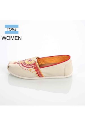 Toms Kadın Ayakkabı Bej 10008014