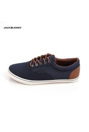 Jack & Jones Erkek Sneaker Lacivert 12103554