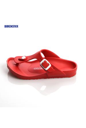 Birkenstock Erkek Çocuk Terlik Kırmızı 128393
