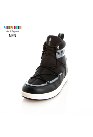 Moon Boot Erkek Bot Gri 14300200-005