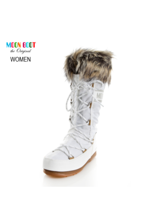 Moon Boot Kadın Bot Beyaz 24002800