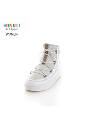 Moon Boot Kadın Bot Beyaz 24101100