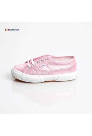 Superga Kız Çocuk Ayakkabı Pembe 2750-LAMEJ